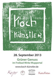 grüner Genuss 02.09.2013